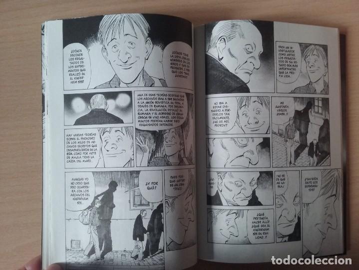 Cómics: MONSTER - GRIMMER (LIBRO 19) - NAOKI URASAWA (PLANETA AGOSTINI) - Foto 5 - 195280930