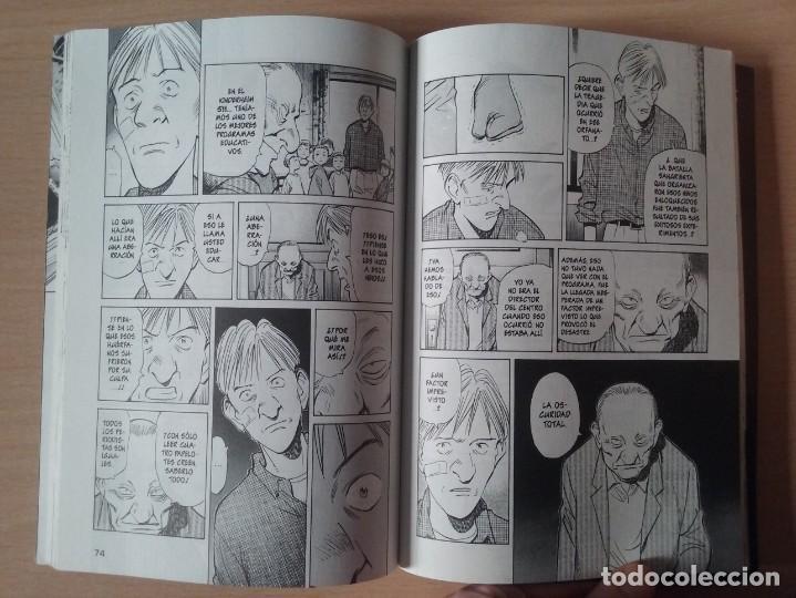 Cómics: MONSTER - GRIMMER (LIBRO 19) - NAOKI URASAWA (PLANETA AGOSTINI) - Foto 6 - 195280930