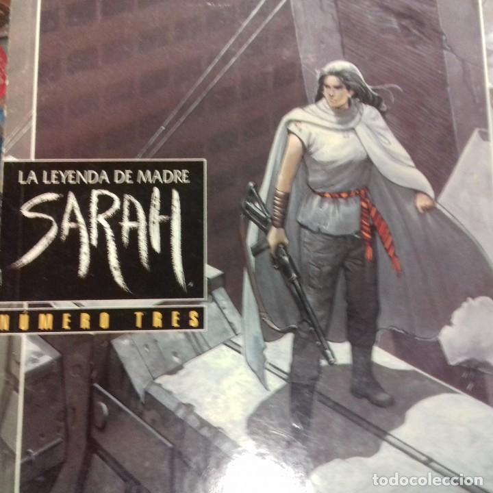 LA LEYENDA DE MADRE SARAH NÚMERO 3 (Tebeos y Comics - Manga)