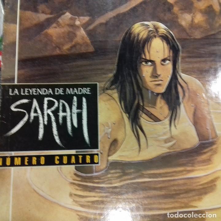 LA LEYENDA DE MADRE SARAH NÚMERO 4 (Tebeos y Comics - Manga)