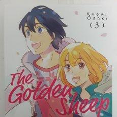 Cómics: THE GOLDEN SHEEP 3 - KAORI OZAKI - MILKY WAY / MANGA. Lote 195356343