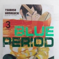 Cómics: BLUE PERIOD 3 - TSUBASA YAMAGUCHI - MILKY WAY / MANGA. Lote 195356418