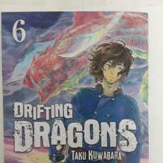 Cómics: DRIFTING DRAGONS 6 - TAKU KUWABARA - MILKY WAY / MANGA. Lote 195356468
