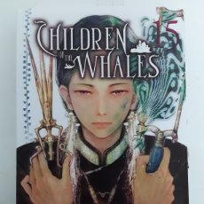 Cómics: CHILDREN OF THE WHALES 15 - ABI UMEDA - MILKY WAY EDICIONES / MANGA. Lote 195356680
