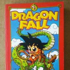 Cómics: DRAGON FALL N°1: EL PRINCIPIO (HELIÓPOLIS, 2001). HI NO TORI STUDIO. CONTIENE LOS NÚMEROS 1-2-3-4-5.. Lote 195392221