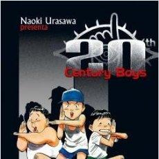 Cómics: 20TH CENTURY BOYS + 21ST CENTURY BOYS. Lote 195468076