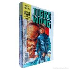 Cómics: TIGRE WONG / COLECCIÓN COMPLETA 12 NºS / FORUM 1990 - 1991 (MIKE BARON & TONY WONG). Lote 195481987