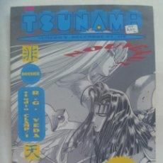 Cómics: REVISTA TSUNAMI , Nº 8, DICIEMBRE 1993. SOBRE EL MANGA, INFORMACIONES, ETC . FRANCIA.... EN FRANCES. Lote 195488835
