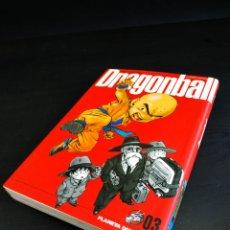 Cómics: EXCELENTE DRAGON BALL 03 ULTIMATE EDICION 2006 ESTADO AKIRA TORIYAMA PLANETA DEAGOSTINI. Lote 195744167
