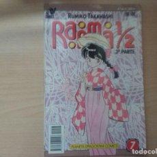 Cómics: RANMA 1 / 2 - 3º PARTE - Nº 7 - RUMIKO TAKAHASHI (PLANETA AGOSTINI). Lote 197229981