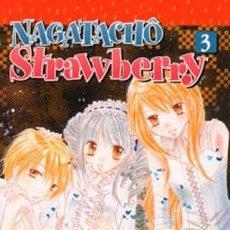 Fumetti: NAGATACHO STRAWBERRY 03 - PANINI - SEMINUEVO. Lote 197358241
