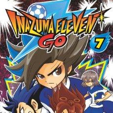 Comics: INAZUMA ELEVEN GO! 07/07 - PLANETA - NUEVO. Lote 198520321