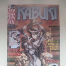 Cómics: REVISTA KABUKI Nº 10 - MANGA, ANIME, CINE ORIENTAL.... Lote 200732903