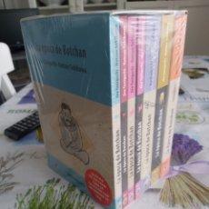 Cómics: LA ÉPOCA DE BOTCHAN COLECCION COMPLETA SIN DESPRECINTAR JIRO TANIGUCHI. Lote 245075130