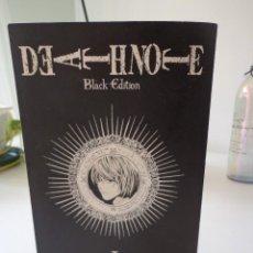 Cómics: DEATH NOTE-BLACK EDITION OMNIBUS-#1-16 NETFLIX TV. Lote 202093068