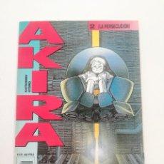Cómics: AKIRA - Nº 2 - LA PERSECUCION - DRAGON GLENAT 1990 // KATSUHIRO OTOMO MANGA COMIC JAPONES. Lote 202315185