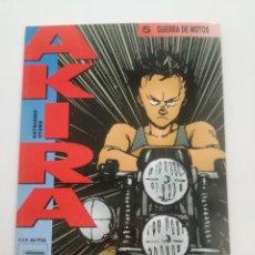 Cómics: AKIRA - Nº 5 - GUERRA DE MOTOS - DRAGON GLENAT 1990 // KATSUHIRO OTOMO MANGA COMIC JAPONES. Lote 202315363