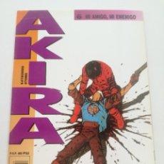 Cómics: AKIRA - Nº 6 - MI AMIGO, MI ENEMIGO - DRAGON GLENAT 1990 // KATSUHIRO OTOMO MANGA COMIC JAPONES. Lote 202315446