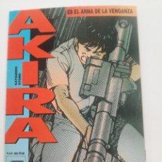 Cómics: AKIRA - Nº 8 - EL ARMA DE LA VENGANZA - DRAGON GLENAT 1990 // KATSUHIRO OTOMO MANGA COMIC JAPONES. Lote 202315620