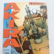 Cómics: AKIRA - Nº 9 - LOS CAZADORES - DRAGON GLENAT 1990 // KATSUHIRO OTOMO MANGA COMIC JAPONES. Lote 202315713