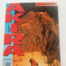 Cómics: AKIRA - Nº 11 - LA APARICION - DRAGON GLENAT 1990 // KATSUHIRO OTOMO MANGA COMIC JAPONES. Lote 202315803