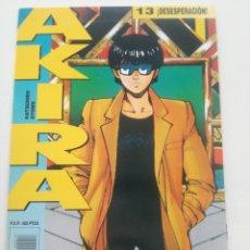 Cómics: AKIRA - Nº 13 - ¡DESESPERACION! - DRAGON GLENAT 1990 // KATSUHIRO OTOMO MANGA COMIC JAPONES. Lote 202315983