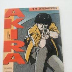 Cómics: AKIRA - Nº 14 - ENTRE DOS FUEGOS - DRAGON GLENAT 1990 // KATSUHIRO OTOMO MANGA COMIC JAPONES. Lote 202316052