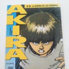 Cómics: AKIRA - Nº 15 -LA GUERRA DE LOS CEREBROS - DRAGON GLENAT 1990 // KATSUHIRO OTOMO MANGA COMIC JAPONES. Lote 202316313