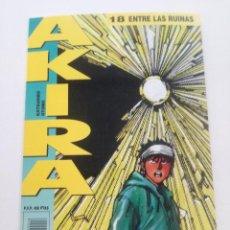 Cómics: AKIRA - Nº 18 - ENTRE LAS RUINAS- DRAGON GLENAT 1990 // KATSUHIRO OTOMO MANGA COMIC JAPONES. Lote 202316587