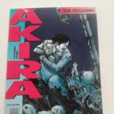 Cómics: AKIRA - Nº 20 -REVELACIONES - DRAGON GLENAT 1990 // KATSUHIRO OTOMO MANGA COMIC JAPONES. Lote 202316767