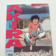 Cómics: AKIRA - Nº 23 - LA LLUVIA DE AKIRA - DRAGON GLENAT 1990 // KATSUHIRO OTOMO MANGA COMIC JAPONES. Lote 202316951
