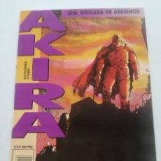 Cómics: AKIRA - Nº 26 - BRIGADA DE ASESINOS - DRAGON GLENAT 1990 // KATSUHIRO OTOMO MANGA COMIC JAPONES. Lote 202317138