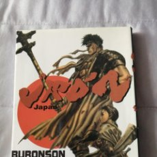 Cómics: JAPÓN MANGALINE TOMÓ ÚNICO - BURONSON KENTARO MIURA. Lote 203248745