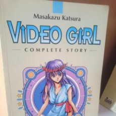 Cómics: MANGA - VIDEO GIRL LEN - N 6. Lote 203535373