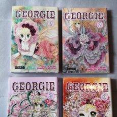Cómics: GEORGIE MANGA BANZAI MAN IZAWA Y YUMIKO LGARASHI. Lote 203637058