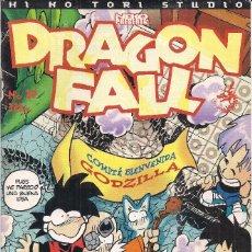 Cómics: DRAGON FALL Nº 37. Lote 204003070