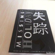 Cómics: MISSING HOLIDAY - OTSUICHI - HIRO KIYOHARA - GLENAT - MANGA. Lote 204548790