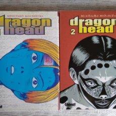 Comics : DRAGON HEAD. MINETARO MOCHIZUKI. GLENAT. COMPLETA. Lote 204653876