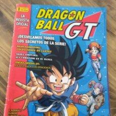 Cómics: REVISTA DRAGON BALL GT JUEGOS CONSOLA. Lote 205565097