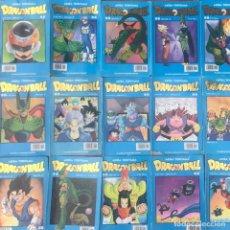 Cómics: LOTE DE 25 DRAGON BALL SERIE AZUL - COMICS - MANGAS. Lote 205722106