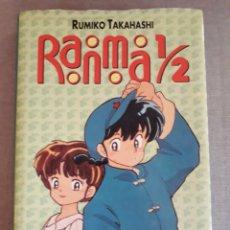 Cómics: TOMO RANMA 1/2. RUMIKO TAKAHASHI. TAPA DURA. ED PLANETA. Lote 205723867