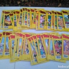 Cómics: LOTE DE 46 COMICS DE BOLA DE DRAGON - DRAGON BALL, SERIE AMARILLA - AKIRA TORIYAMA. Lote 205810833
