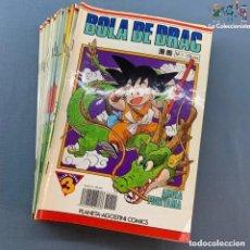 Cómics: 22 COMICS BOLA DE DRAC - DRAGON BALL -BOLA DE DRAGON -CATALÁN (DEL 1 AL 22). Lote 205812895