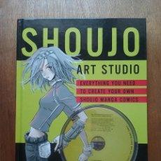 Cómics: SHOUJO ART STUDIO, YISHAN LI, WATSON GUPTILL PUBLICATIONS, 2009, COMO DIBUJAR MANGA COMICS. Lote 206232972
