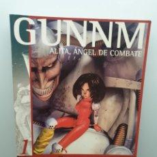 Cómics: GUNNM - ALITA, ÁNGEL DE COMBATE TOMO 1, DE YUJITO KISHIRO. PLANETA DEAGOSTINI. Lote 206297642
