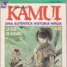 "Cómics: CÓMIC MANGA "" KAMUI "" Nº 4 ED, PLANETA / VIZ 64 PGS.( CUBIERTAS DE CARTON ). Lote 206817238"