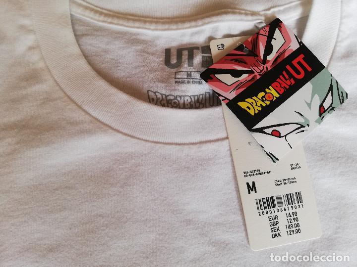 Cómics: Camiseta Freezer Dragon Ball Z Bola de Dragon Oficial Nueva Drac - Foto 4 - 206938857