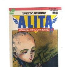 Cómics: ALITA ANGEL DE COMBATE N,1 DE 6. Lote 207086038