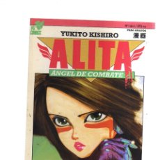 Cómics: ALITA ANGEL DE COMBATE N,5 DE 6. Lote 207086221