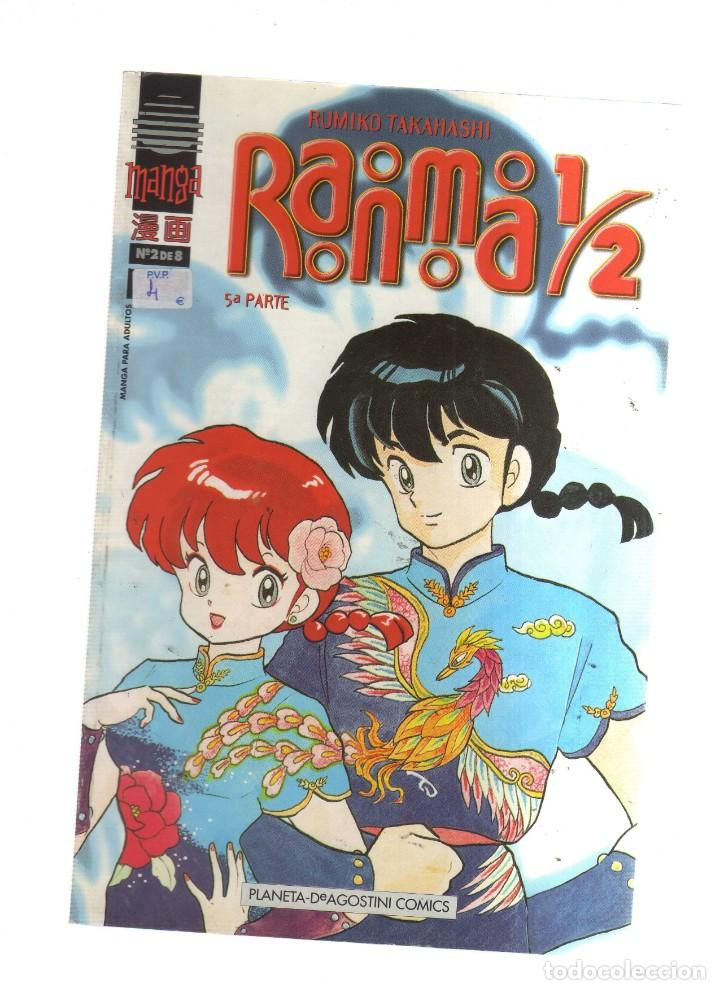 RANMA 1-2 - 5,PARTE (Tebeos y Comics - Manga)